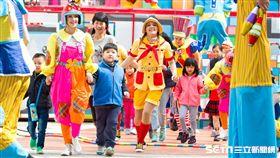 義大世界兒童節活動。(圖/義大提供)
