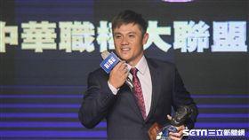 中華職棒年度頒獎典禮陳鏞基 圖/記者林敬旻攝