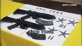 火力強大!AR46突擊步槍黑市要價百萬 警方搜來源