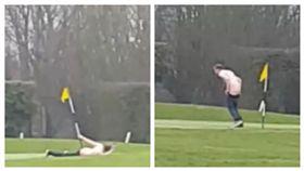 英國男性侵高爾夫球場_sun