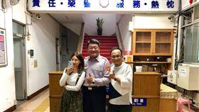 台北,萬華,孔鏘,手機,遺失,臉書,計程車(圖/翻攝臉書)