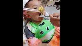 寶寶,吃飯,餵食,神招,對付,爆笑公社,YouTube 圖/翻攝自YouTube