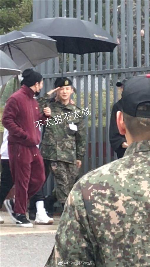 GD,G-Dragon/翻攝自微博
