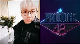 李洪基,Produce 48/翻攝自MNET臉書、李洪基IG