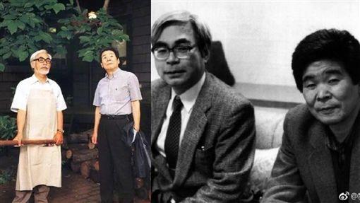 動畫巨匠殞落…《螢火蟲之墓》導演高畑勳逝世 享壽82歲 合成圖/翻攝自微博