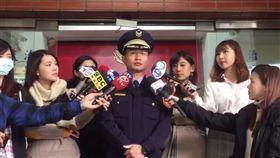 台北,萬華分局,華江派出所,黃建盛,南昌路派出所,女記者,襲胸