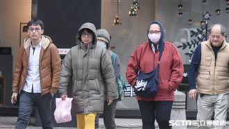 寒流襲「低溫探6度」 最冷時間曝光