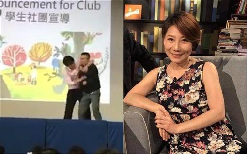 孫安佐事件,郎祖筠罕見PO網提醒媒體,「小心手上的筆」 圖/翻攝自臉書