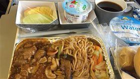 飛機餐,特殊餐。(圖/記者簡佑庭攝)