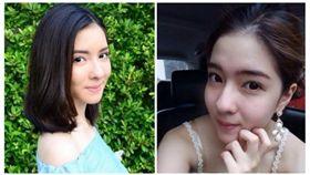 泰國20歲女星Inn(Natnicha Cherdchubupakari)車禍身亡(合成圖/翻攝自thairath、《泰國郵報》)
