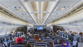 機艙、搭飛機、搭機/pixabay