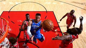 Russell Westbrook(圖/翻攝自ESPN Stats & Info推特)