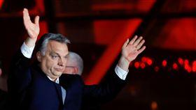 匈牙利現任總理奧班(Viktor Orban)圖/路透社