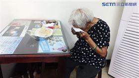 資源回收,婆婆,高雄,水餃,愛心(記者郭奕均攝影)