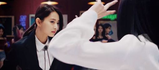 子瑜,TWICE/翻攝自JYP YouTube