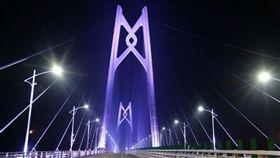 55公里港珠澳大橋 帶動粵港澳大灣區起飛(勿用)