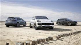 Porsche Cayenne 三代目上市(圖/車訊網)