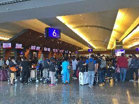 全球機場運量排名公布 桃機創佳績(1