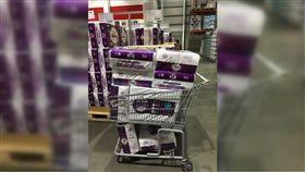 衛生紙,降價,好市多,不限量,汐止,Costco好市多 商品經驗老實說 圖/翻攝自臉書Costco好市多 商品經驗老實說