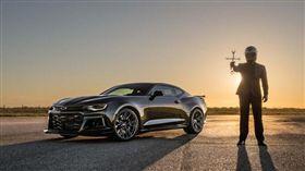 Hennessey,改裝,變速箱,Camaro,原廠,固特異F1輪胎,Hennessey Camaro ZL1