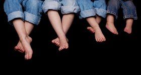 圖說:臭腳,香港腳,大媽,飛機,空姐,香港,腳臭(示意圖)