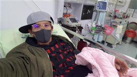 阿翔主持時尚玩家,驚傳位研發作送醫急救。(圖/阿翔臉書)