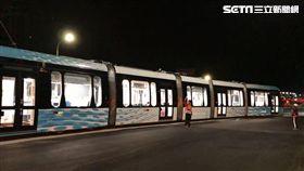 新北市捷運工程局,淡海輕軌,綠山線,通車,輕軌,試車,幾米,車站