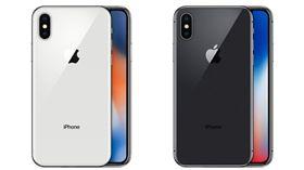 iPhone X 翻攝官網