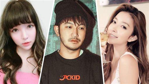 KID、林柏昇、奶精、許維恩/臉書