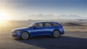 Audi A6 Avant。(圖/翻攝Audi官網)