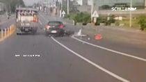 超車撞騎士1200