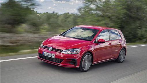 Golf GTI Performance。(圖/Volkswagen提供)