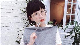 ▲魏如萱近日在臉書寫下「我胖一點比較可愛。」(圖翻攝自臉書)