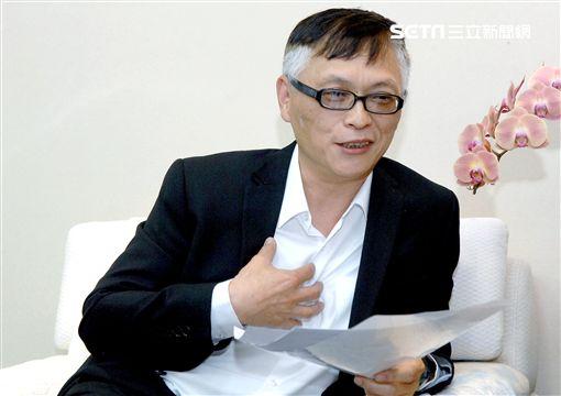 華視-王育麟副總經理(圖/華視提供)