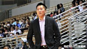 SBL富邦總教練許晉哲(圖/記者劉家維攝)