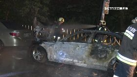 d轎車起火燒060.0(DL)