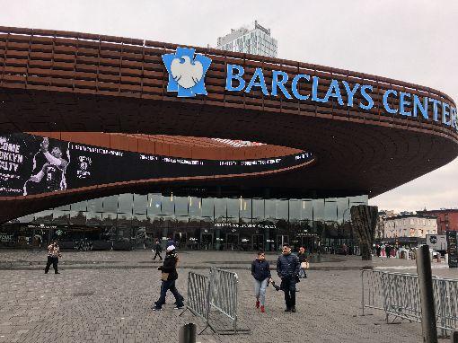 蔡崇信購NBA籃網隊49%股權  交易完成美國職籃NBA布魯克林籃網隊美東時間12日宣布,在NBA理事會一致通過下,來自台灣的阿里巴巴集團執行副主席蔡崇信收購籃網49%股權的交易完成。圖為籃網主場巴克萊中心。(資料照片)中央社記者尹俊傑紐約攝  107年4月13日