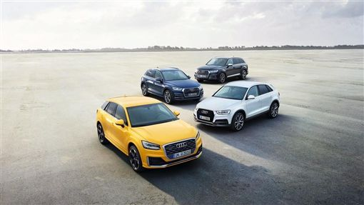 Audi針對Q Family再推出低月付彈性購車財務方案。(圖/Audi提供)