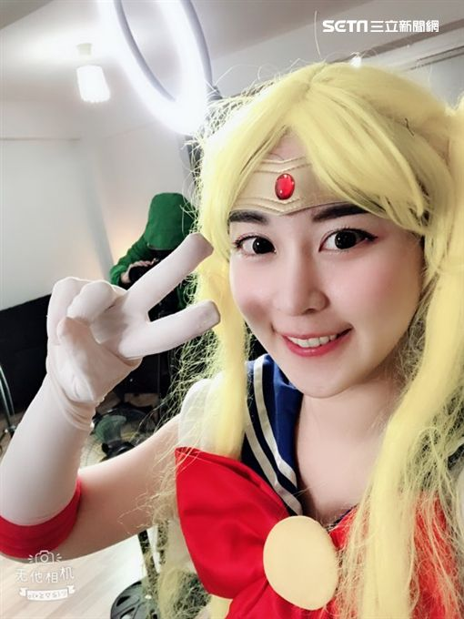 頑GAME,鐵牛,婷婷(圖/webtvasia x 上行娛樂提供)
