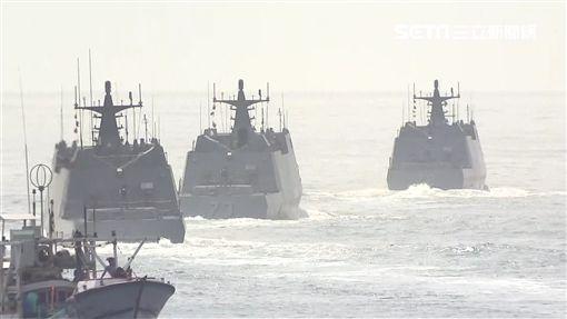 國軍,戰備,總統,蔡英文,海軍,蘇澳基地,國軍,登艦,出海