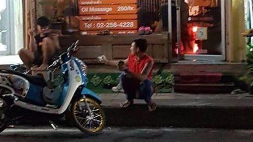 泰國,按摩,性侵,台女,觀光,人身安全,曼谷大水 圖/翻攝自臉書社團曼谷大水