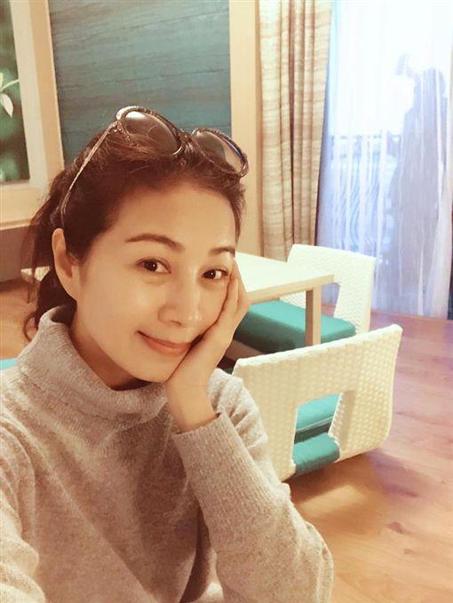 ▲52歲的方文琳,身心體態都維持在最佳狀況。(圖/翻攝自臉書)