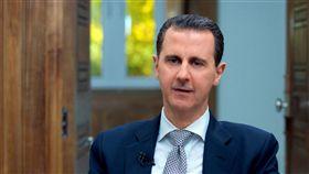 敘利亞總統阿塞德(Bashar al-Assad)_路透社/達志影像