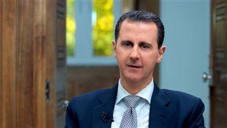 敘利亞遭空襲 總統阿塞德疑照常上班