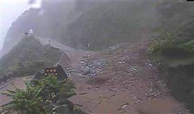 花蓮縣,蘇花公路,坍方,中斷,雙向,強降雨