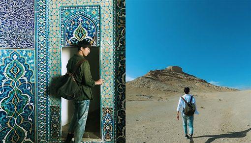 邱昊奇,作家,男神,鮮肉,伊朗,尼泊爾,巴拉望,壯遊