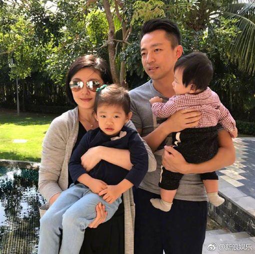 ▲大S與汪小菲婚後育有一女一子,日前又證實了懷了第三胎。(圖翻攝自臉書)