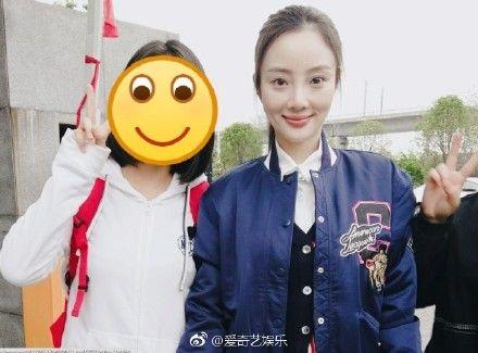 李小璐 圖/翻攝自微博