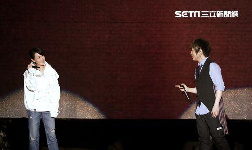 劉若英沙啞當嘉賓 「還好是五月天的演唱會」惹怒阿信!圖/相信音樂提供
