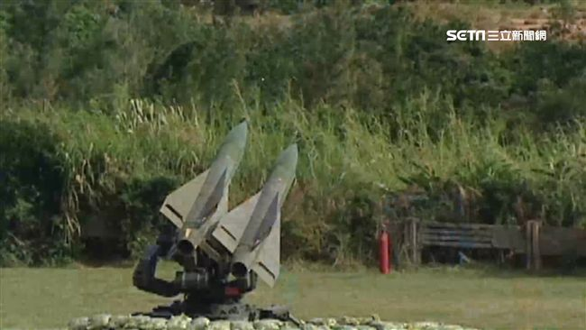 每打必中!「阿公級飛彈」擊落中國翼龍無人機 台灣有部署